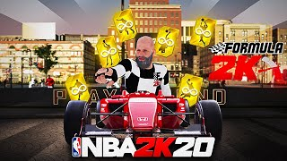 UNLIMITED BOOSTS + DRIBBLE G0D IS UNSTOPPABLE ON NBA 2K20!! NEW FORMULA 2K EVENT WINNER