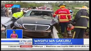 Wasifu wa Gakuru: Amekuwa Gavana wa kaunti ya Nyeri