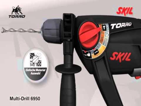 SKIL Multi-Bohrmaschine TORRO - jetzt bei ZGONC