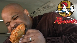 Roscoe's House of Chicken And Waffles CAUGHT ME BY SURPRISE!!!