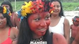 Memória audiovisual do povo Manoki
