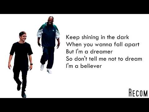 Martin Garrix Feat. Mike Yung - Dreamer (Lyric Video)
