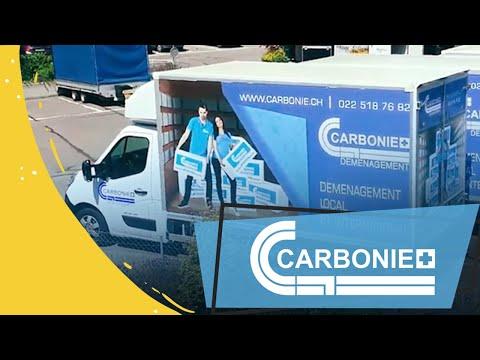 Carbonie Demenagement Geneve