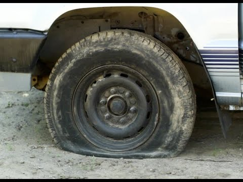 With This Self-Healing Rubber, Your Flat Tire Can Fix Itself