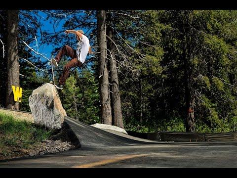 Corey Glick - Rapid Fire - Woodward Tahoe
