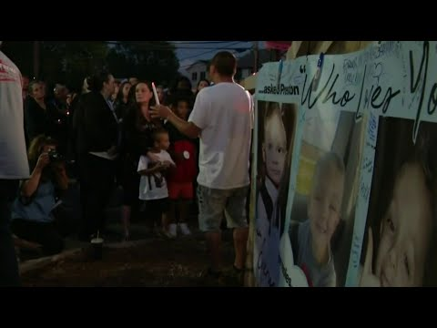 Vigil honors 5-year-old boy killed in hit-and-run