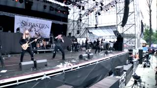 Video SEBASTIEN - Dorian (Masters Of Rock 2012)