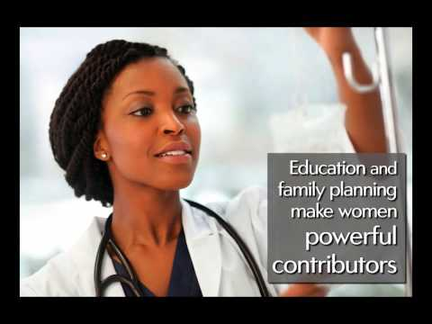 PRB Webinar: Family Planning and Gender Equality: Partners in Development Video thumbnail