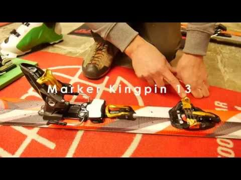 ski touring pin binding advice and comparision