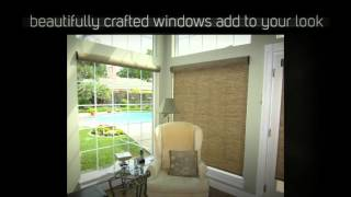 Hit the Bull's Eye with Custom Window Treatments