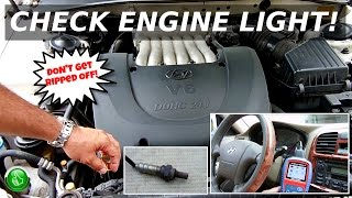Don't Get Ripped Off! (Check Engine Light)