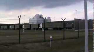 preview picture of video 'ReclaimPowerTour Tag 13 - Geflügelschlachtanlage Wietze'