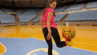 Freestyle Soccer Trick Shots | Legendary Shots & Indi Cowie