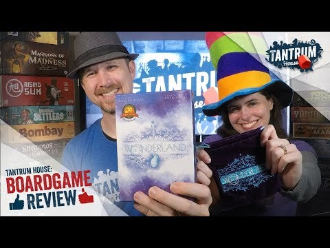 Wonderland Review - Tantrum House