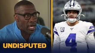 Free agency is certainly looking interesting for the Dallas Cowboys. After placing a franchise tag on Dak Prescott and signing Amari Cooper to a massive deal, it now looks like the Dallas Cowboys may be headed after Emmanuel Sanders. Hear what Skip Bayless and Shannon Sharpe have to say about what move the Cowboys should make.  #Undisputed #NFL #Cowboys #DakPrescott #AmariCooper #EmmanuelSanders #NFLFreeAgency  SUBSCRIBE to get the latest UNDISPUTED content: http://foxs.pt/SubscribeUNDISPUTED Listen to UNDISPUTED on Spotify: https://foxs.pt/UNDISPUTEDSpotify  ▶Watch our latest NFL content: http://foxs.pt/NFLonUNDISPUTED ▶Watch our latest NBA content: http://foxs.pt/NBAonUNDISPUTED ▶Watch our latest MLB content: http://foxs.pt/MLBonUNDISPUTED  ▶First Things First's YouTube channel: http://foxs.pt/SubscribeFIRSTTHINGSFIRST ▶The Herd with Colin Cowherd's YouTube channel: http://foxs.pt/SubscribeTHEHERD ▶Speak for Yourself's YouTube channel: http://foxs.pt/SubscribeSPEAKFORYOURSELF ▶Fair Game with Kristine Leahy's YouTube channel: http://foxs.pt/SubscribeFAIRGAME  See more from UNDISPUTED: http://foxs.pt/UNDISPUTEDFoxSports Like UNDISPUTED on Facebook: http://foxs.pt/UNDISPUTEDFacebook Follow UNDISPUTED on Twitter: http://foxs.pt/UNDISPUTEDTwitter Follow UNDISPUTED on Instagram: http://foxs.pt/UNDISPUTEDInstagram  Follow Skip Bayless on Twitter: http://foxs.pt/SkipBaylessTwitter Follow Shannon Sharpe on Twitter: http://foxs.pt/ShannonSharpeTwitter  About Skip and Shannon: UNDISPUTED: UNDISPUTED is a daily two-and-a-half hour sports debate show starring Skip Bayless and Shannon Sharpe. Every day, Skip and Shannon will give their unfiltered, incisive, passionate opinions on the biggest sports topics of the day.  Skip and Shannon on the state of Cowboys free agency, talk Dak & Sanders | NFL | UNDISPUTED https://youtu.be/q6sOaalM4T8  Skip and Shannon: UNDISPUTED https://www.youtube.com/c/UndisputedOnFS1