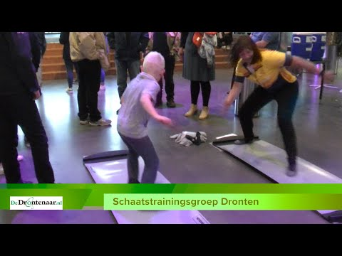 VIDEO | STG Dronten: Schaatsen moet net zo vanzelfsprekend zijn als zwemmen