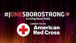 #JONESBOROSTRONG: A Living Room Rally