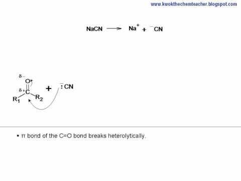 Carbonyl - nucleophilic addition.wmv