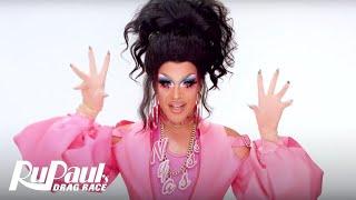 Ariel Versace's Bubblegum B*tch Makeup Tutorial 💄| RuPauls Drag Race Season 11