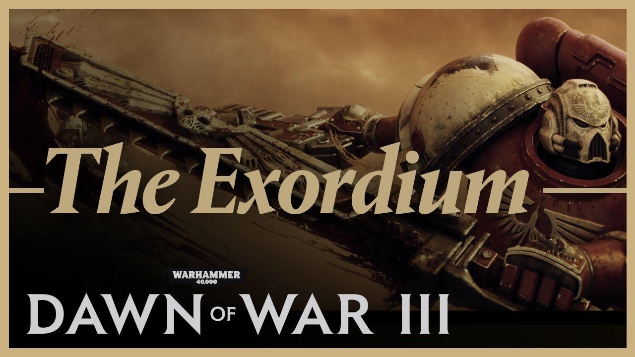 Warhammer 40,000: Dawn of War III - Video d'apertura