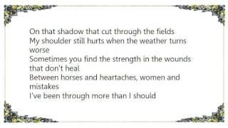 Chris LeDoux - Sometimes You've Just Gotta Ride Lyrics
