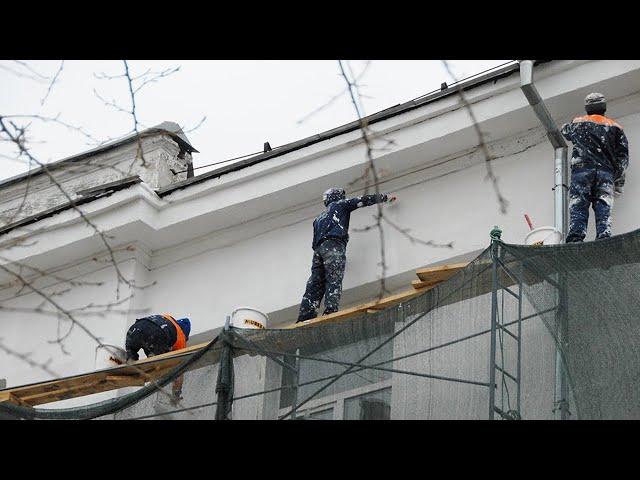 Ангарчане взяли капитальный ремонт под свой контроль