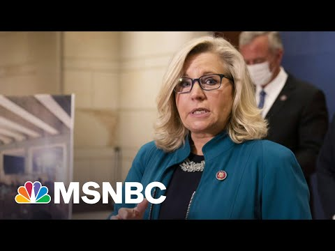 Greene And Gaetz Stop In Florida As GOP Preps To Oust Cheney | MTP Daily | MSNBC