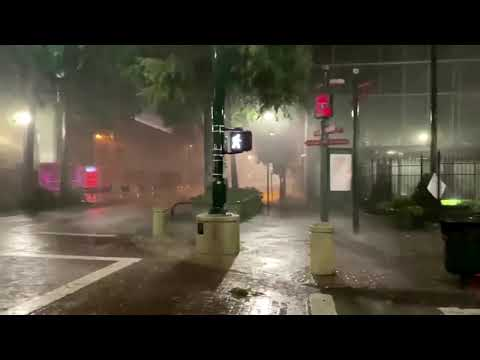 Hurricane Laura slams Louisiana
