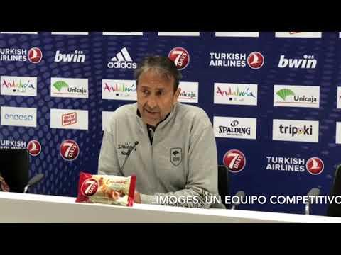 """Luis Casimiro: """"El Limoges es un equipo muy competitivo"""""""