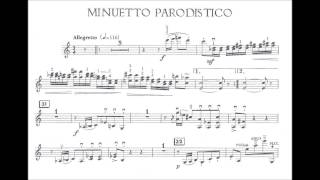 Nussio, Otmar violin concerto
