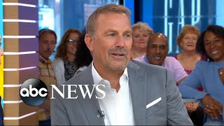 Kevin Costner opens up about Whitney Houston, new show 'Yellowstone' - dooclip.me