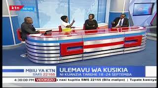 Mbiu ya KTN: Ulemavu wa kusikia