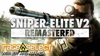 Sniper Elite V2 Remastered - The Dojo (Let's Play)