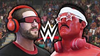 PewDiePie vs T-Series in WWE 2K19