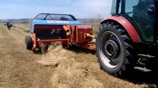 paksan balya makinası traktör tümosan 71 65