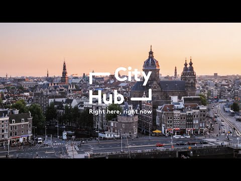 Video CityHub Amsterdam