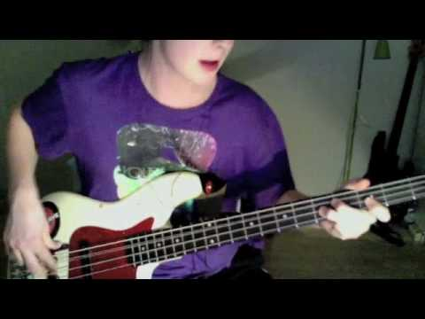 Audioslave-Shape of things to come (Bass-Cover)