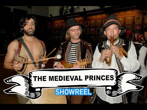The Medieval Princes Video