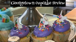 Georgetown Cupcakes Review
