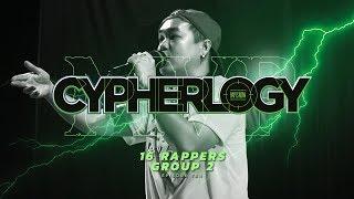 CYPHERLOGY MVP EP.10: E TALE x PARDONME x SANTA CHORD x MAET (รอบ 16 คน) | RAP IS NOW