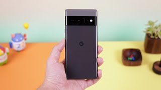 Google Pixel 6 Pro Review: The Nexus is Back