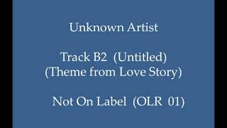 Unknown Artist (DJ SS)    Track B2 (The Lighter   Theme From Love Story)