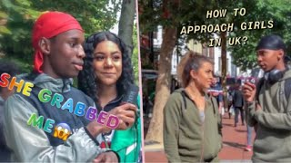 HOW TO APPROACH GIRLS IN THE UK?