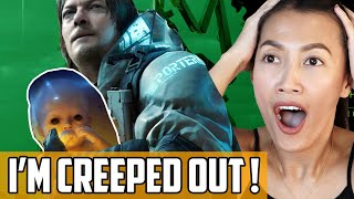Death Stranding Trailer Reaction | Kojima Mad Genius! Can't Wait For This Game! OMG Creepy Babies!