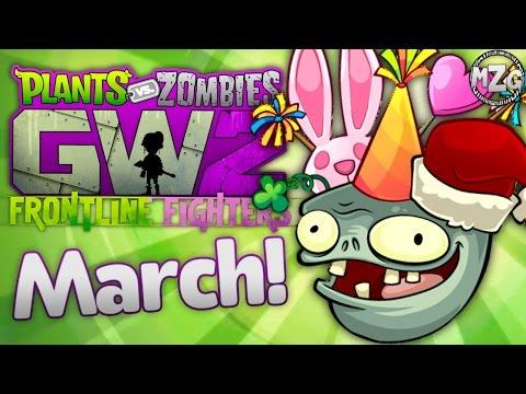 Plants vs Zombies Garden Warfare 2 Walkthrough - Unicorn Chomper ...