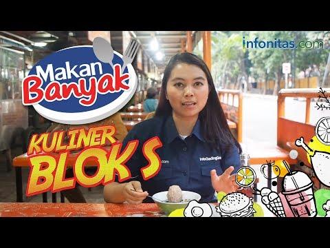 #Makan Banyak (EPS. Kuliner BLOK S)