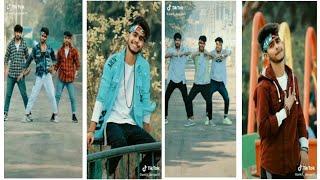 Ankhe surme se verke teyar ki | Best tik tok dance video | Ankit dancer