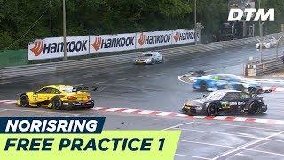 DTM - Norisring2018 FP1