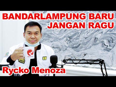 Rycko Menoza Resep Bugar Kampanyenya