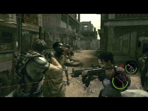 Видео № 0 из игры Resident Evil 5 Gold Edition (US) (Б/У) [PS3]